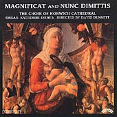 Magnificat and Nunc Dimittis Vol 17 / Dunnett, Norwich, etc