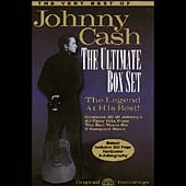 Johnny Cash: The Legend at His Best: Ultimate Box Set & Autobiography [Box]