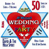 David & the High Spirit: Real Complete Jewish Wedding & Party