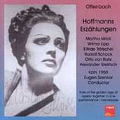 Offenbach: The Tales of Hoffmann /Szenkar, Modl, Lipp, et al