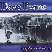 Dave Evans (Banjo): High Waters [Remaster]