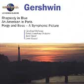 Gershwin: Rhapsody in Blue, Cuban Overture, etc/ Dorati, etc
