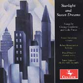 Nancy Armstrong/Robert Honeysucker: Starlight and Sweet Dreams: Songs by George Gershwin and Cole Porter