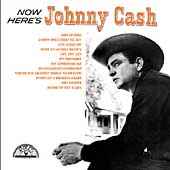 Johnny Cash: Now Here's Johnny Cash [Bonus Tracks]