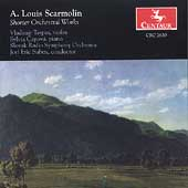 Scarmolin: Shorter Orchestral Works / Tsypin, Capova, et al