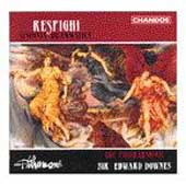 Respighi: Sinfonia Drammatica / Downes, BBC Philharmonic