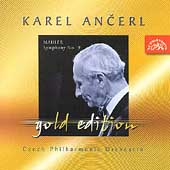 Ancerl Gold Edition 33 - Mahler: Symphony No 9