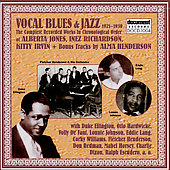 Various Artists: Vocal Blues & Jazz 1921-1930