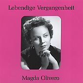 Lebendige Vergangenheit - Magda Olivero