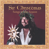 Brocelïande: Sir Christemas