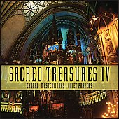 Sacred Treasures IV - Quiet Prayers - P&auml;rt, Kedrov, et al