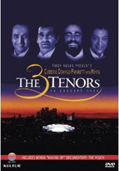 The 3 Tenors in Concert 1994 - Carreras, Domingo, Pavarotti [DVD]