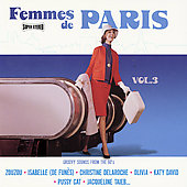 Various Artists: Femmes de Paris, Vol. 3