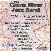 Crane River Jazz Band: Storming Session