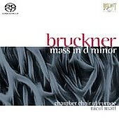 Bruckner: Mass in D Minor / Muller-Kant, Mohlmann, Sans