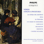 Verdi: Famous Overtures