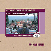 The String Cheese Incident: On the Road: 08-07-01 Mt. Shasta, CA