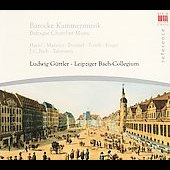 Baroque Chamber Music - Hertel, et al / Guttler, et al