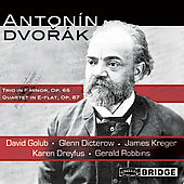 Dvorak from the Marlboro Music Festival / Dicterow, et al