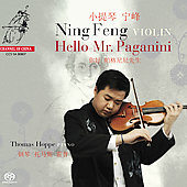 Hello Mr. Paganini / Ning Feng, Thomas Hoppe