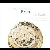 Da Gamba - Bach / Van der Velden, L'Armonia Sonora