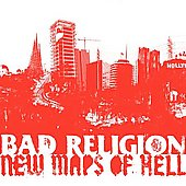 Bad Religion: New Maps of Hell [CD/DVD]