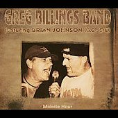Greg Billings: Midnite Hour [Single]
