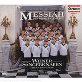 Handel: Messiah / Vienna Boys' Choir