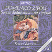 Domenico Zipoli: Sonate d'intavolatura per cimbalo