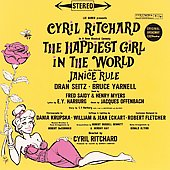 Cyril Ritchard: The Happiest Girl in the World (Original Broadway Cast)
