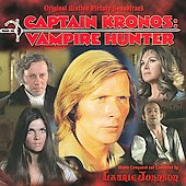 Laurie Johnson (Composer/Conductor): Captain Kronos: Vampire Hunter [Original Soundtrack]