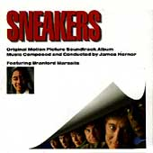 James Horner: Sneakers [Original Score]