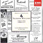 British Composers -Vaughan Williams: Symphonies 8 & 9 /Boult
