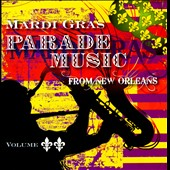 Various Artists: Mardi Gras Parade: Music from New Orleans, Vol. 2
