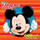 Karaoke: Disney Karaoke Series: Children's Favorite Songs