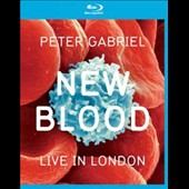 Peter Gabriel: New Blood: Live in London [Blu-Ray]