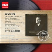 Wagner: Orchestral Highlights / Otto Klemperer