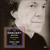 The Debussy Edition - Piano Music / Pascal Rog&eacute;; Ami Rog&eacute;, pianos