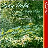 Field: Complete Piano Music Vol 1 / Pietro Spada
