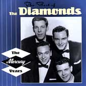 The Diamonds (Canada): The Best of the Diamonds: The Mercury Years