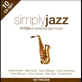 Various Artists: Simply Jazz [2012] [Box]