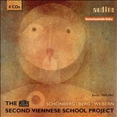 The RIAS Second Viennese School Project / Schönberg, Berg, Webern, Strauss