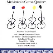 Kechley, Brouwer, Sekiya, et al / Minneapolis Guitar Quartet