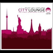 Various Artists: City Lounge, Vol. 10