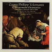 Telemann: Christmas Oratorio & Cantatas / Ludger R&#233;my
