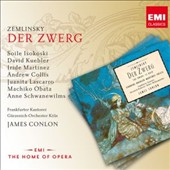 Zemlinsky: Der Zwerg / Soile Isokoski, David Kuebler, Iride Martinez, Andrew Collis and Juanita Lacarro. James Conlon