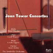 Tower: Concertos / Oliveira, Wincenc, Oppens, Shifrin, et al