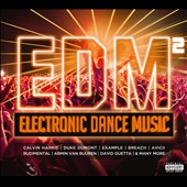 Various Artists: EDM, Vol. 2 [PA] [Digipak]