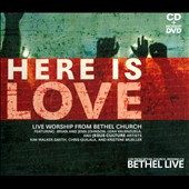 Bethel Music: Here Is Love [CD/DVD] [Digipak]