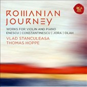 Romanian Journey: Works for Violin and Piano